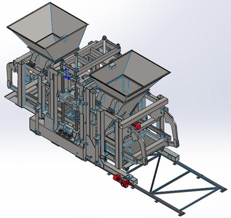 漳州制砖机-口碑好的T15全自动砌块成型机,泉工股份倾力推荐