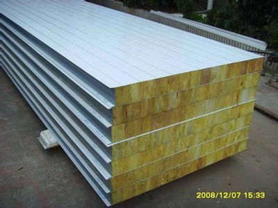 彩钢夹芯板厂家-彩钢夹芯板