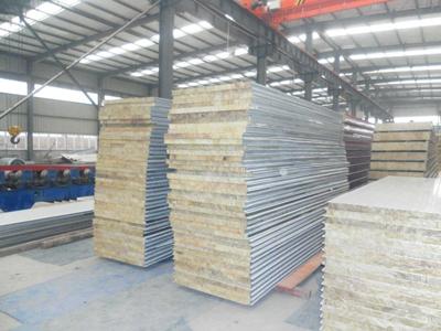 甘肃兰州岩棉复合板