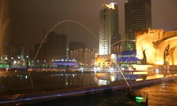 喷泉设计-专业的水景设计推荐