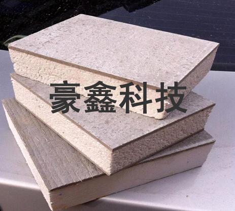 EPS聚苯板硅酸钙板保温装饰一体化板
