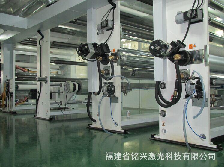 福建UV光学膜成型机|滚筒式纳米UV压印机|反光膜转印机厂家
