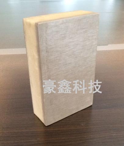 聚氨酯无机型材保温装饰一体化板