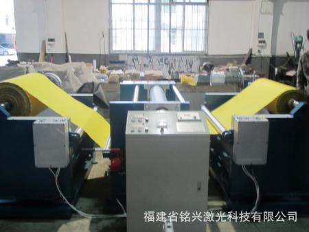 福建滚筒式压纹机-压花机-纸张压花机