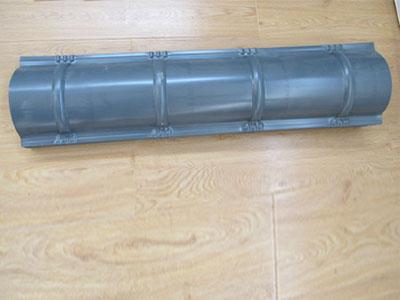 五家渠轻钢骨架轻型板_出售天水新品屋面机制脊瓦