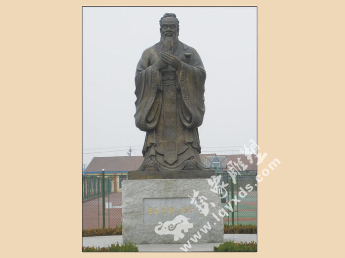 佛像铜雕生产 想要造型好的佛像铜雕就到艺象雕塑