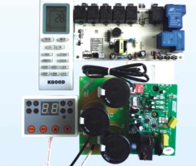交流变频柜机通用控制系统